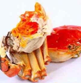宝宝吃螃蟹过敏怎么办 上吐下泻应立即就医
