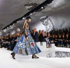 Christian Dior2018春夏时装秀