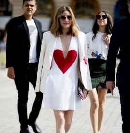 白色西装搭配图片 All white让你气质出众