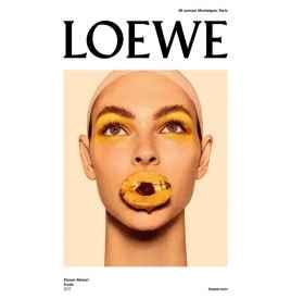 LOEWE 2018 现代艺术角度诠释全新系列