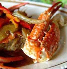 吃螃蟹拉肚子怎么回事 吃螃蟹拉肚子怎么止泻