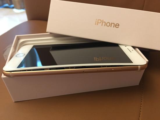 iphone8plus新机激活 iPhone8Plus新机内地首爆 和三星Note7同款电池引担心