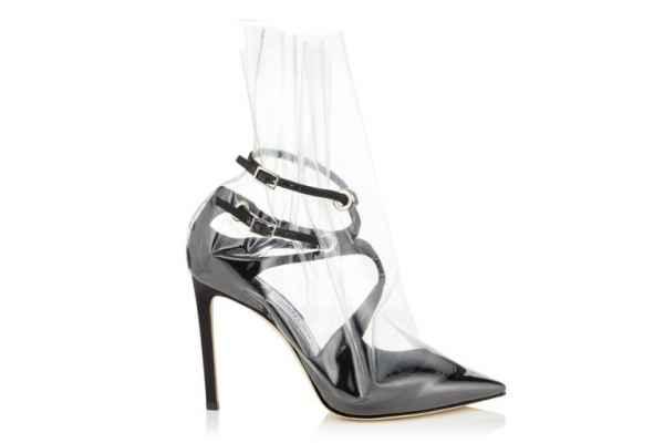 Jimmy Choo X Off-White联名合作鞋款开放抢先预购