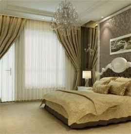 卧室简约风格装修效果图 你喜欢的风格都在里面