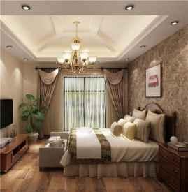 欧式卧室壁纸效果图 6款卧室壁纸你喜欢哪种
