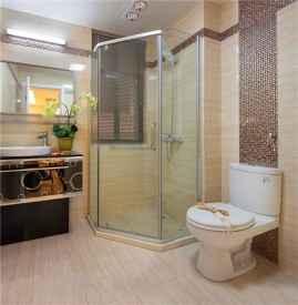 卫生间不贴瓷砖怎么装 这7种材质任你挑