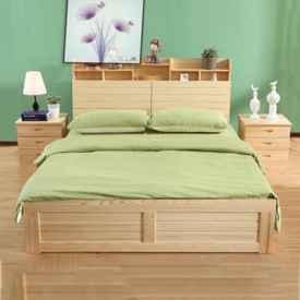 定制兒童床有哪些優點 定制松木兒童床的好處