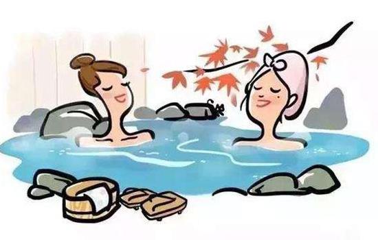 女生来月经能泡温泉吗,来月经可以泡温泉吗,月经期间能不能泡温泉