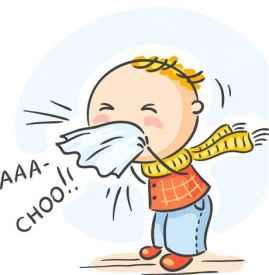 过敏性鼻炎和感冒的区别
