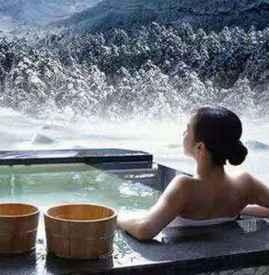 泡温泉可以减肥吗 冬季力荐温泉沐浴减肥法