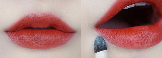 怎么用唇刷涂口红 精致唇妆只需三分钟