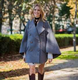 腰粗的女生冬天怎么穿衣服 这些款式让你既时髦又显瘦