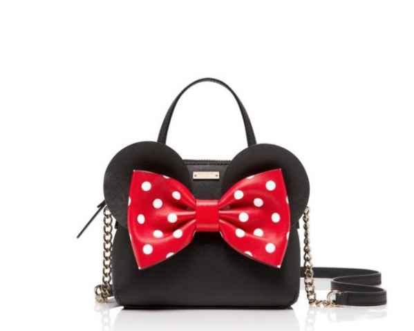 Kate Spade 最新Minnie Mouse系列包款可爱来袭