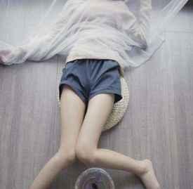 瘦腿方法 懒人也能轻松瘦