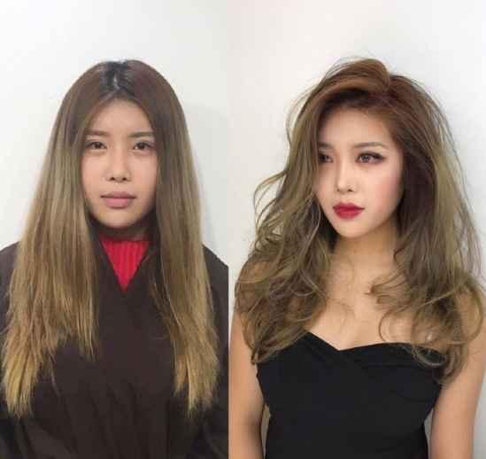 自己适合什么样的发型 选对发型比整容还有用