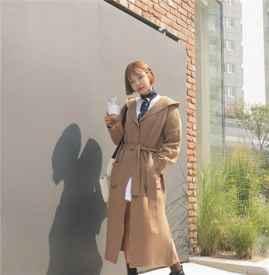 驼色大衣里面搭配什么 6种搭配冬装穿搭干货全在这!