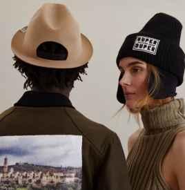 意大利帽饰品牌 SUPERDUPER 引领街头的混搭精神
