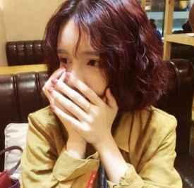 小卷短发发型 韩国姐姐最爱这种短发了