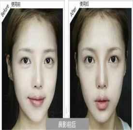 鼻影怎么画 鼻影画法图解