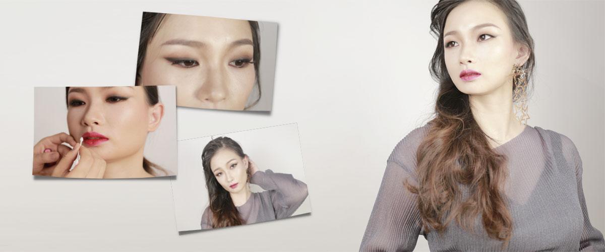 亚洲10lek.com生想要走欧美妆,但又不可能完全照搬欧美美妆博主的教程,今天为大家带来一款适合我们亚洲人扁平轮廓,化了出去见人也不会特别夸张的改良版欧美妆!