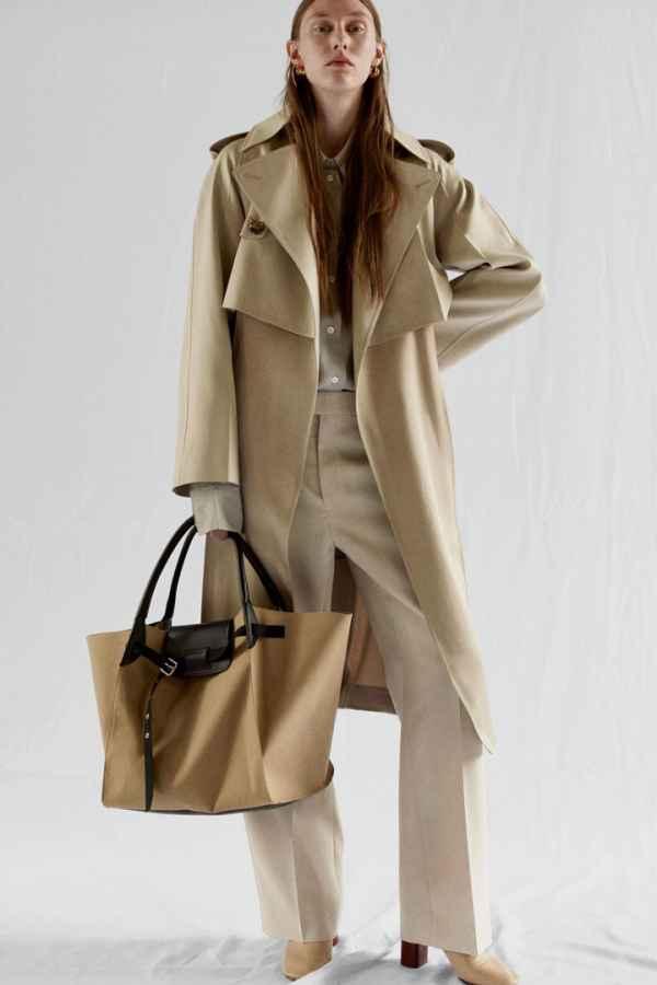 Céline的2018春季系列增加了新的成员加入大袋系列