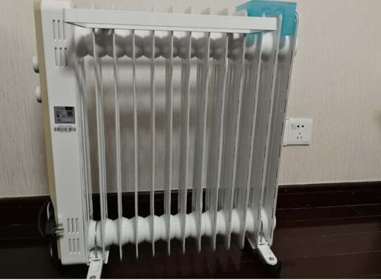美的取暖器ny2213