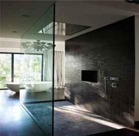卫生间干湿区分离效果图 三款卫生间设计图解