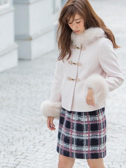 矮个子女生秋冬穿衣