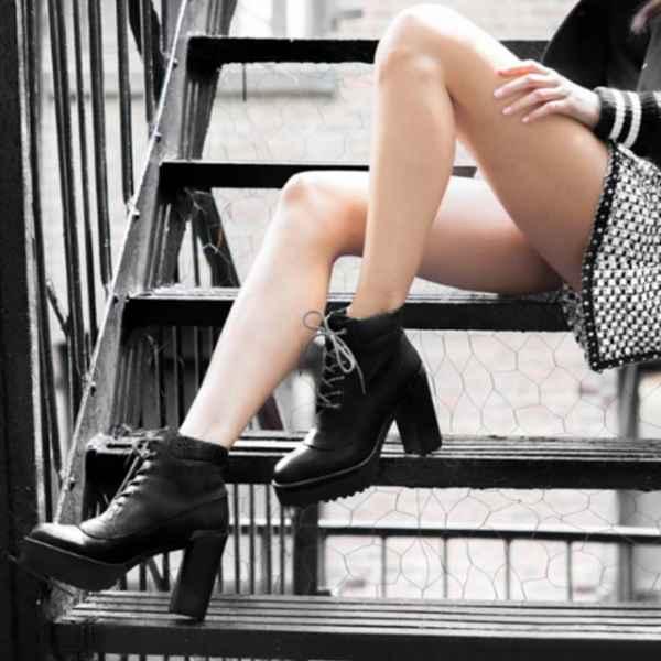 短靴搭配图片 短靴如何搭配才好看吗
