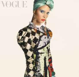 英版《Vogue》前主编表示「黑人模特儿会影响杂志销量」