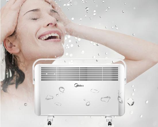 浴室暖风机安全吗