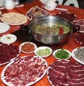 牛肉火锅的家常做法