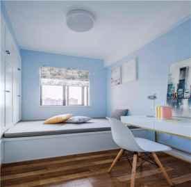 卧室颜色搭配效果图 卧室颜色刷什么颜色好