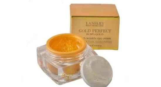 泰国黄金眼霜好用吗 黄金抗老效果不是吹的