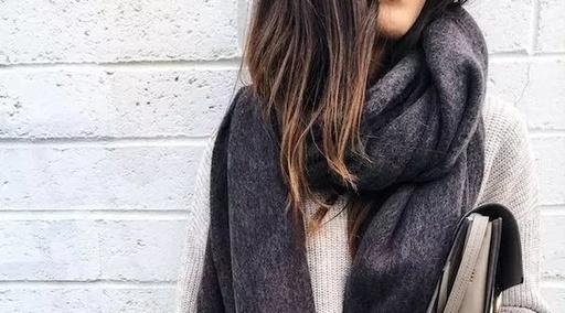 整个冬季围巾就选这几款 为你推荐某宝上百搭又保暖的围巾