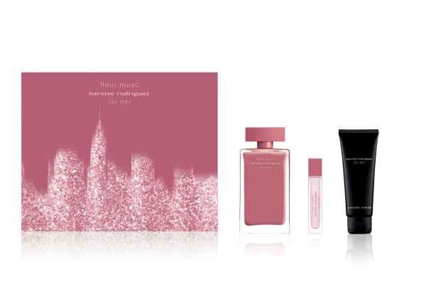 Narciso Rodriguez推出2017年圣诞节香水礼物盒