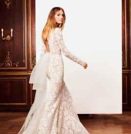 Oscar de la renta 以仙气设计带来婚服的完美之选