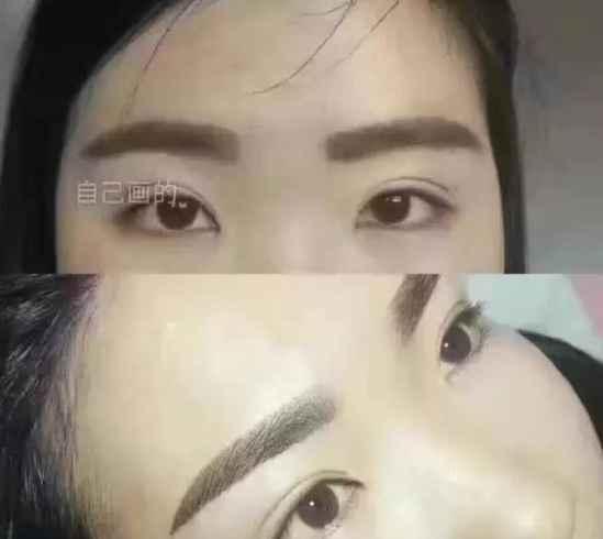 眉毛怎么纹最自然  纹眉毛好不好