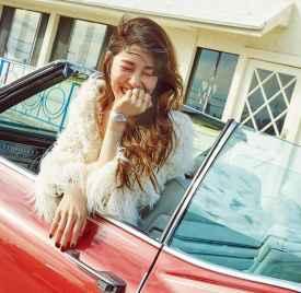 Tiffany 漫游出镜韩版《CéCi》12月封面