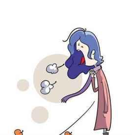 冬天咳嗽什么原因 一到冬天就咳嗽是为什么
