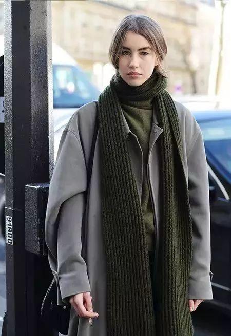 针织开衫女中长款 呈现出色彩柔和甜美清新气息