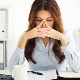 精神压力大的表现 上班族如何缓解自己的精神压力