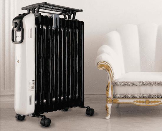 美的取暖器怎么使用