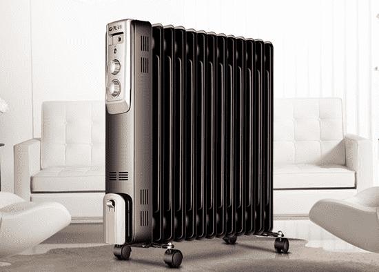 先锋取暖器味道大