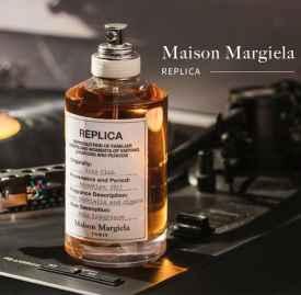 "Maison Margiela释出全新""Replica"" 香水系列"