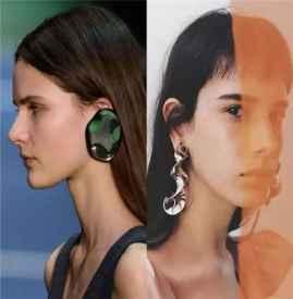 耳环怎么搭配衣服    能帮你增加女人味的好物你要不要?