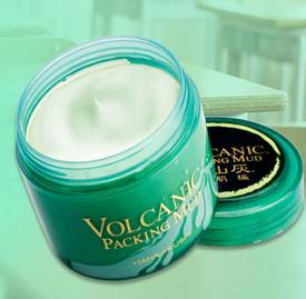 花印摩洛哥火山泥面膜怎么样 毛孔的吸尘器