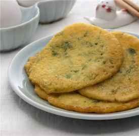 芹菜饼的做法 宝宝芹菜蛋饼做法介绍