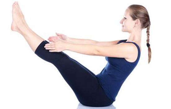 瑜伽瘦小腿动作图片 推荐8个有效瑜伽瘦小腿动作