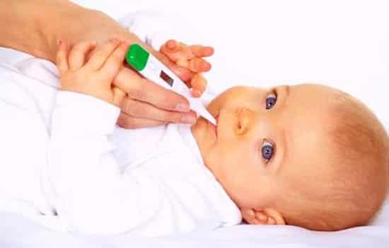 宝宝高烧39度的最佳处理方法 宝宝发烧哪些症状必须送医院